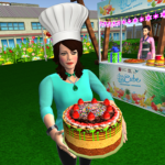 My Home Bakery Food Delivery Games 1.14  APK (MOD, Unlimited Money)