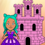 👸 My Princess Town – Doll House Games for Kids 👑 1.8 APK (MOD, Unlimited Money)