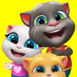 My Talking Tom Friends  APK (MOD, Unlimited Money) 1.4.1.3