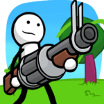One Gun: Stickman  APK (MOD, Unlimited Money) 1.96