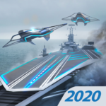 Pacific Warships World of Naval PvP Warfare  1.0.44 APK (MOD, Unlimited Money)