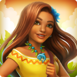 Paradise Island 2: Hotel Game  APK (MOD, Unlimited Money) 12.2.1