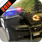 Police Car Chase: Highway Pursuit Shooting Getaway 2.3.8 APK (MOD, Unlimited Money)