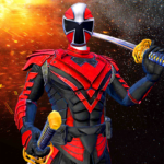 Power Dino Hero Ninja Fighters Battle Shadow Steel  APK (MOD, Unlimited Money) 5.0