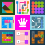 Puzzledom classic puzzles all in one  7.9.96 APK (MOD, Unlimited Money)