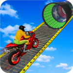 Racing Moto Bike Stunt Impossible Track Game  Racing Moto Bike Stunt Impossible Track Game   APK (MOD, Unlimited Money)