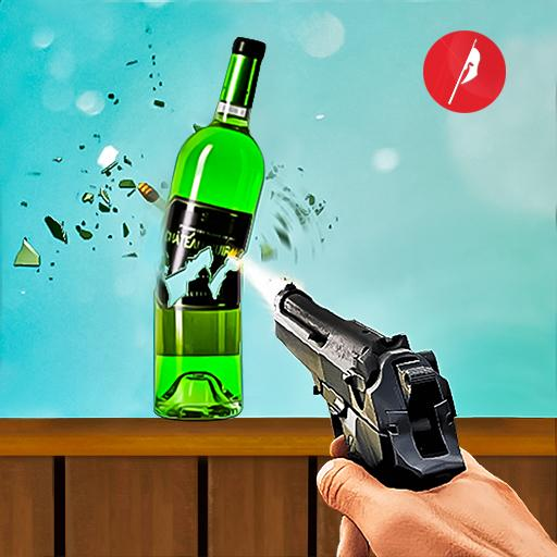 Real Bottle Shooting Free Games| 3D Shooting Games 3.2 APK (MOD, Unlimited Money)