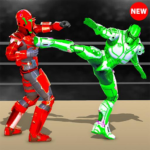 Real Robot fighting games – Robot Ring battle 2019  APK (MOD, Unlimited Money) 1.1.5