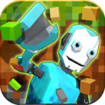 RoboCraft: Building & Survival Craft – Robot World 5.0.5 APK (MOD, Unlimited Money)