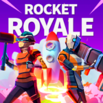 Rocket Royale  2.2.1 APK (MOD, Unlimited Money)