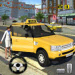 Rush Hour Taxi Cab Driver: NY City Cab Taxi Game 1.12 APK (MOD, Unlimited Money)