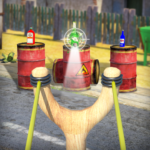 Slingshot: Bottle Shooting  APK (MOD, Unlimited Money)