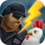 Soldiers and Chickens 1.2.0 APK (MOD, Unlimited Money)