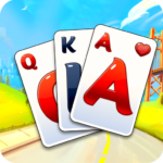 Solitaire Tri Peaks – Lucky Star Patience Game 0.9.97 APK (MOD, Unlimited Money)