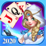 Solitaire – Wonderland Adventure – Tripeaks 2.0.5 APK (MOD, Unlimited Money)