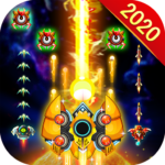 Space Hunter Galaxy Attack Arcade Shooting Game  1.9.9 APK (MOD, Unlimited Money)