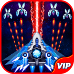 Space Shooter: Alien vs Galaxy Attack (Premium)  APK (MOD, Unlimited Money) 1.466