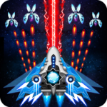 Space shooter – Galaxy attack – Galaxy shooter  1.505 APK (MOD, Unlimited Money)