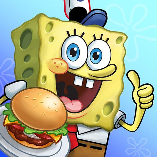 SpongeBob: Krusty Cook-Off 1.0.24  APK (MOD, Unlimited Money)