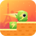 Square Fish Jumping  APK (MOD, Unlimited Money) 1.0.8