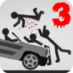 Stickman Destruction 3 Heroes🏁 1.14  APK (MOD, Unlimited Money)