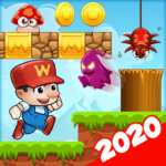 Super Bino Go 2 – New Game 2020 1.3.5 APK (MOD, Unlimited Money)