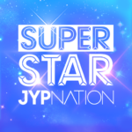 SuperStar JYPNATION  3.1.1 APK (MOD, Unlimited Money)