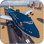 Take off Airplane Pilot Race Flight Simulator 1.0 APK (MOD, Unlimited Money)