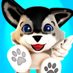 Talking Dog Husky Puppy 6 APK (MOD, Unlimited Money)
