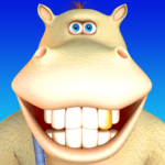 Talking Hippo Rock 5 APK (MOD, Unlimited Money)