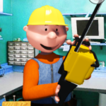 Talking Max the Worker 12 APK (MOD, Unlimited Money)