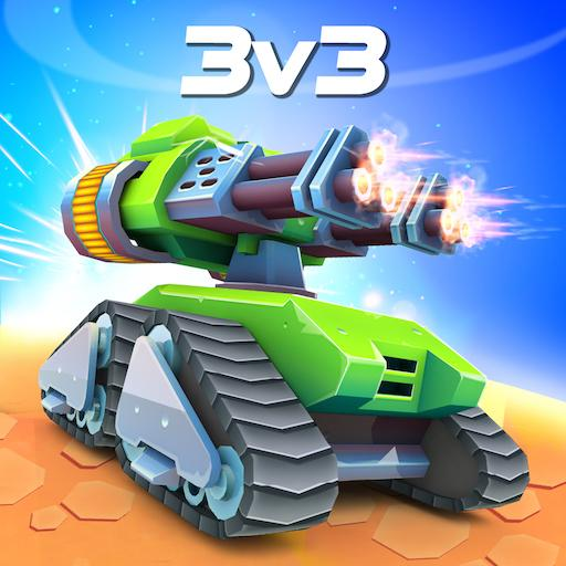Tanks A Lot! – Realtime Multiplayer Battle Arena  APK (MOD, Unlimited Money) 2.72
