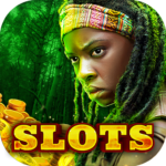 The Walking Dead: Free Casino Slots 208  APK (MOD, Unlimited Money)