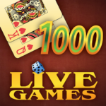 Thousand LiveGames – free online card game 1000 3.86 APK (MOD, Unlimited Money)