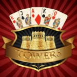 Towers TriPeaks: Classic Pyramid Solitaire 1.3.58 APK (MOD, Unlimited Money)