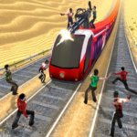 Train shooting – Zombie War 4.0 APK (MOD, Unlimited Money)