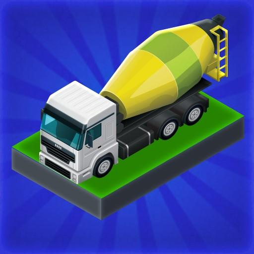 Truck Merger – Idle & Click Tycoon Car Game 1.4 APK (MOD, Unlimited Money)