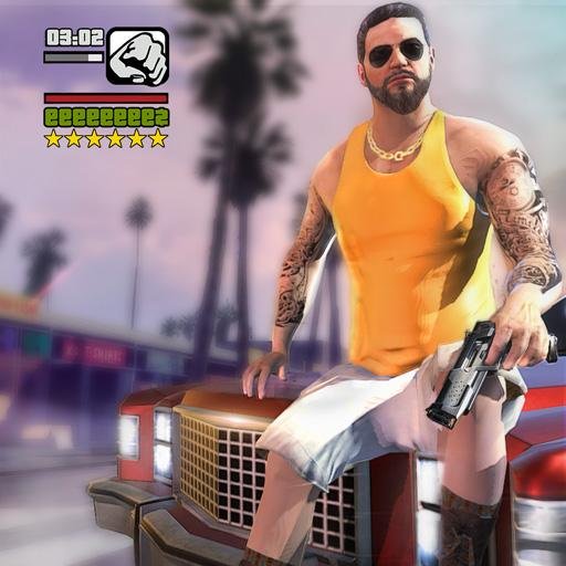 Vegas Crime Theft Battle Survival 2019  APK (MOD, Unlimited Money) 2.5