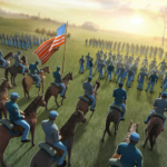 War and Peace The #1 Civil War Strategy Game  2021.4.5 APK (MOD, Unlimited Money)