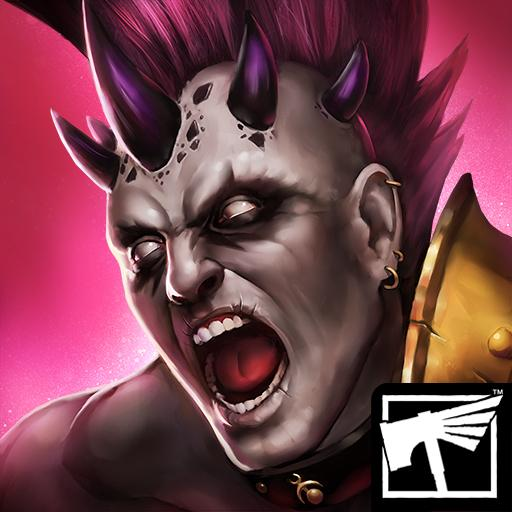Warhammer: Chaos & Conquest – Build Your Warband 2.10.15 APK (MOD, Unlimited Money)