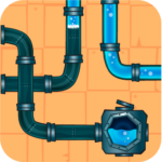 Water Pipes 7.6 APK (MOD, Unlimited Money)