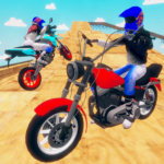 motorcycle infinity driving simulation extreme  APK (MOD, Unlimited Money) 2