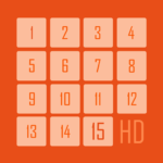 15 puzzle HD 1.9.8 APK (MOD, Unlimited Money)