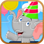 54 Animal Jigsaw Puzzles for Kids 🦀  APK (MOD, Unlimited Money) 1.2.0