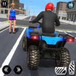 ATV Quad Bike Simulator 2018: Bike Taxi Games  APK (MOD, Unlimited Money) 20.1