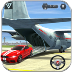 Airplane Pilot Car Transporter: Airplane Simulator  3.5 APK (MOD, Unlimited Money)