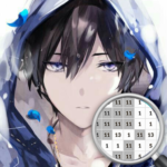 Anime Boy Color By Number 3.1 APK (MOD, Unlimited Money)