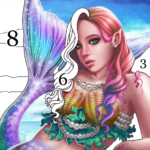 Art Coloring Coloring Book & Color By Number  2.17.0 APK (MOD, Unlimited Money)