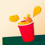 Be a pong  APK (MOD, Unlimited Money) 1.2.18