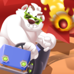 Bearly a Race – Bomber Arcade Racing  APK (MOD, Unlimited Money) 3.8.5
